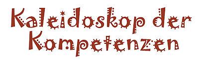 Logo des Interkulturellen Thementags, in Worten Kaleidoskop der Kompetenzen