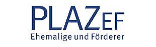 Logo des PLAZEF Ehemalige und Förderer.