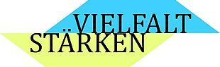 """Logo von """"Vielfalt stärken"""""""