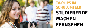 Teaser TV-Clips im Schulumfeld