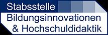 Logo der Stabsstelle Bildungsinnovationen & Hochschuldidaktik