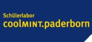 Logo Schülerlabor CoolMint.paderborn