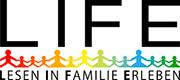 Logo des Projekts Lesen in Familie erleben